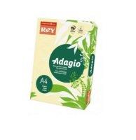 Rey Adagio A4 160gsm Canary 250 Sheets