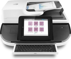 HP Digital Sender 8500 Document Scanner