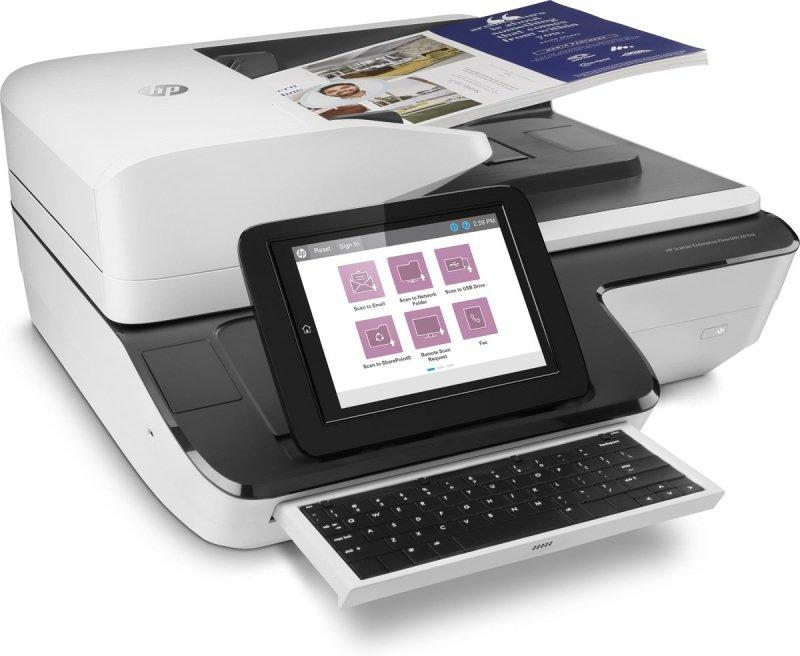HP ScanJet Enterprise Flow N9120 fn2 Document Scanner