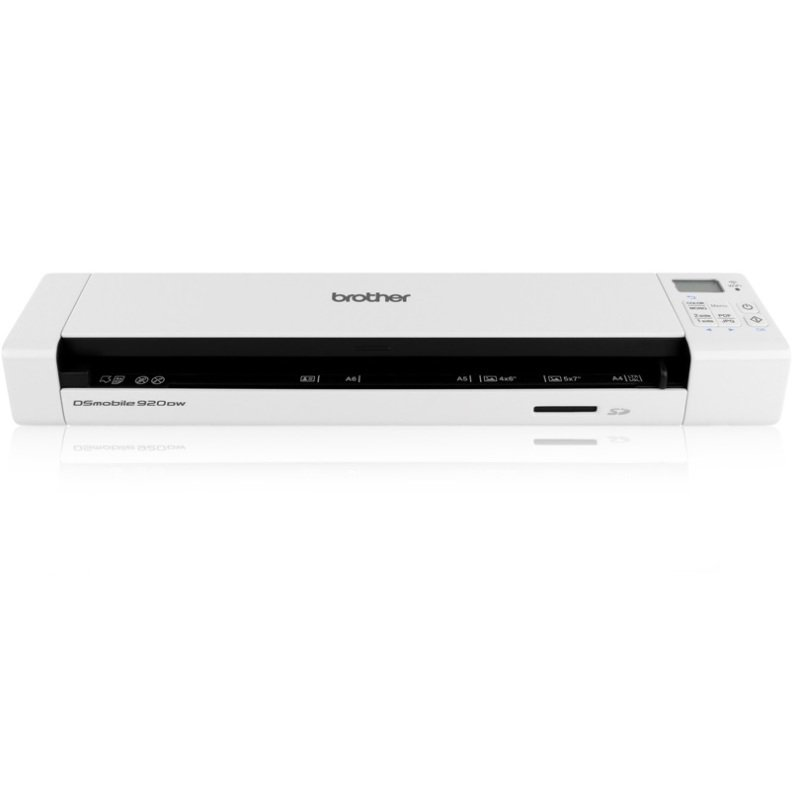 Brother DS-920DW Portable Wireless Document Scanner