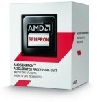 EXDISPLAY AMD Sempron 3850 1.3GHz Socket AM1 2MB L2 Cache Retail Boxed Processor