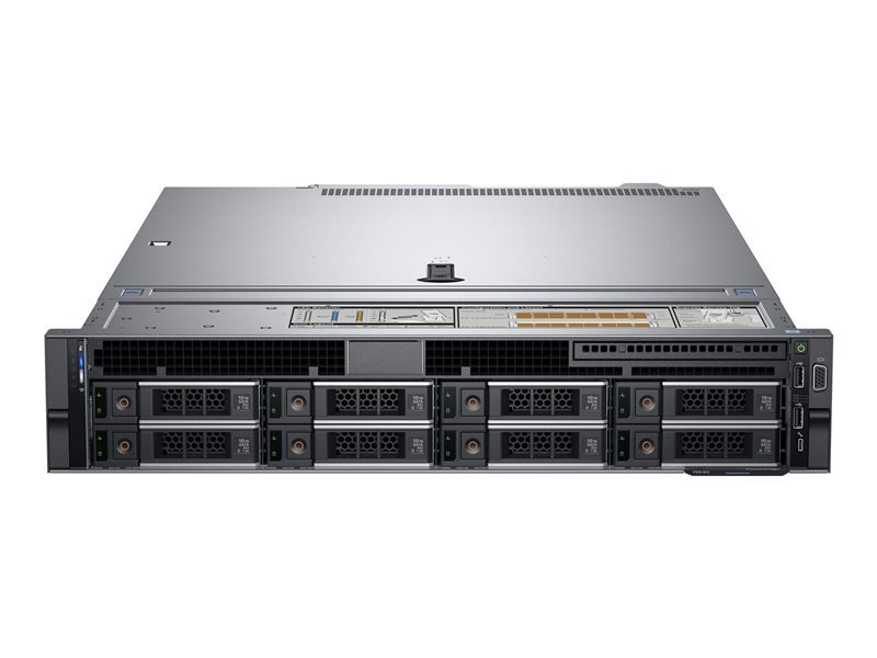 Image of Dell EMC PowerEdge R540 Xeon Silver 4110 2.1 GHz 16GB RAM 1TB 2U Rack Server