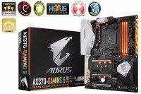 EXDISPLAY Gigabyte AX370 Gaming 5 + AMD Ryzen 7 1700X + AMD 120GB SSD