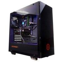 EXDISPLAY Cyberpower Gaming Battalion 950 PC AMD Athlon X4 950 AM4 8GB RAM 1TB HDD No-DVD NVIDIA GT 1030 2GB WIFI Windows 10 Home