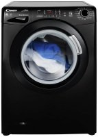 Candy GVSW485DCB Freestanding 8+5kg Washer Dryer Black