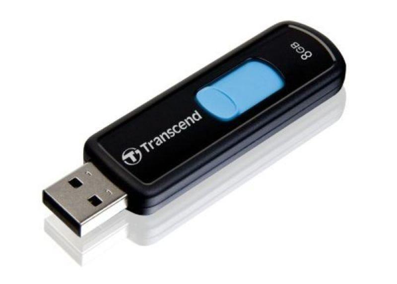 Transcend 8GB JetFlash 500 USB Flash Drive