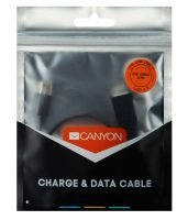 Canyon Type C to USB AF Black 0.3M Cable