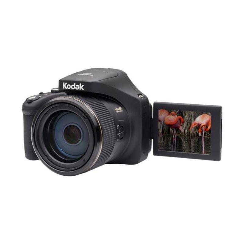 Kodak PIXPRO AZ901 Astro Zoom Bridge Camera 20MP 90x Zoom WiFi EVF OIS Black