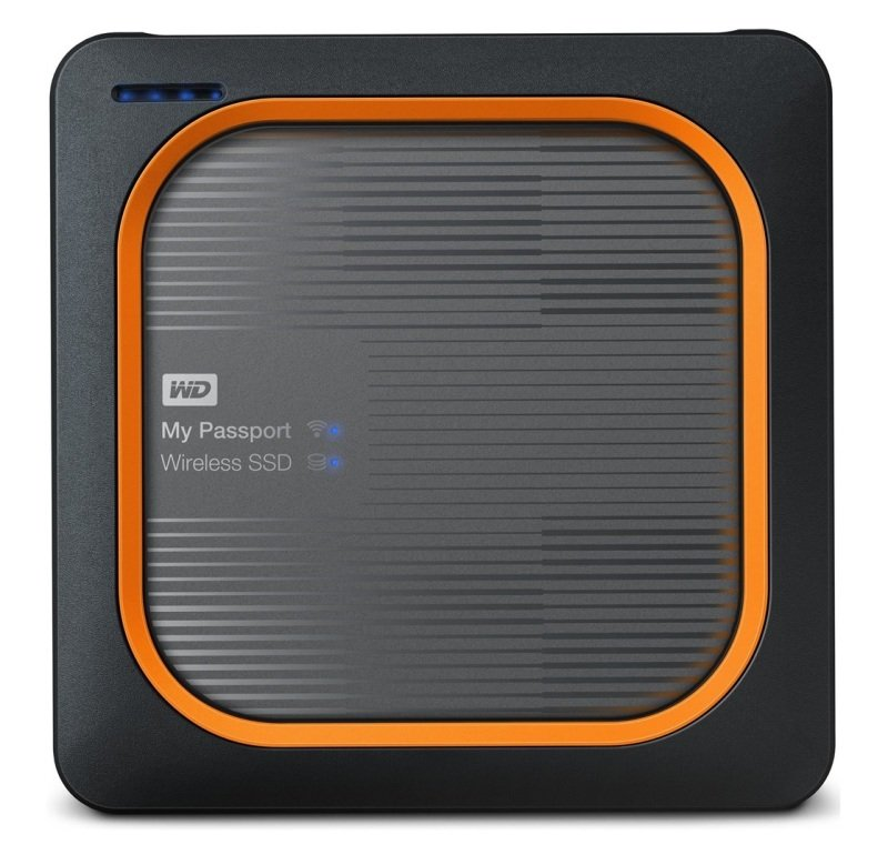 WD My Passport Wireless 2TB SSD