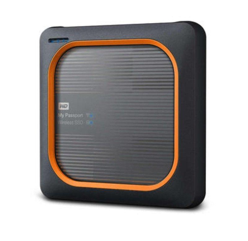 WD My Passport Wireless 500GB SSD