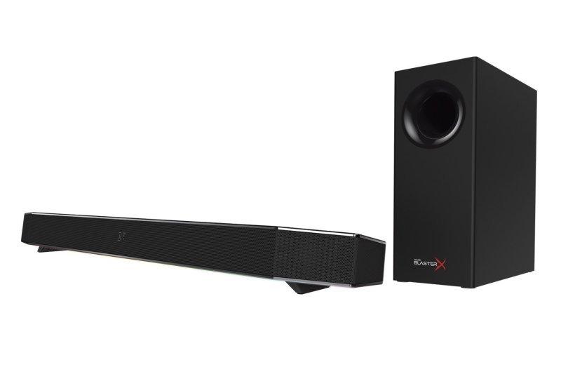 Creative Sound BlasterX Katana 1.1 Bluetooth Wireless Speaker (Black)