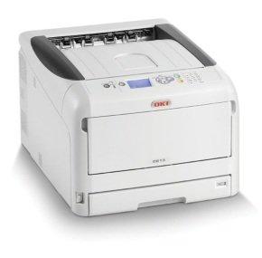 EXDISPLAY OKI C813n A3 Colour Laser Printer