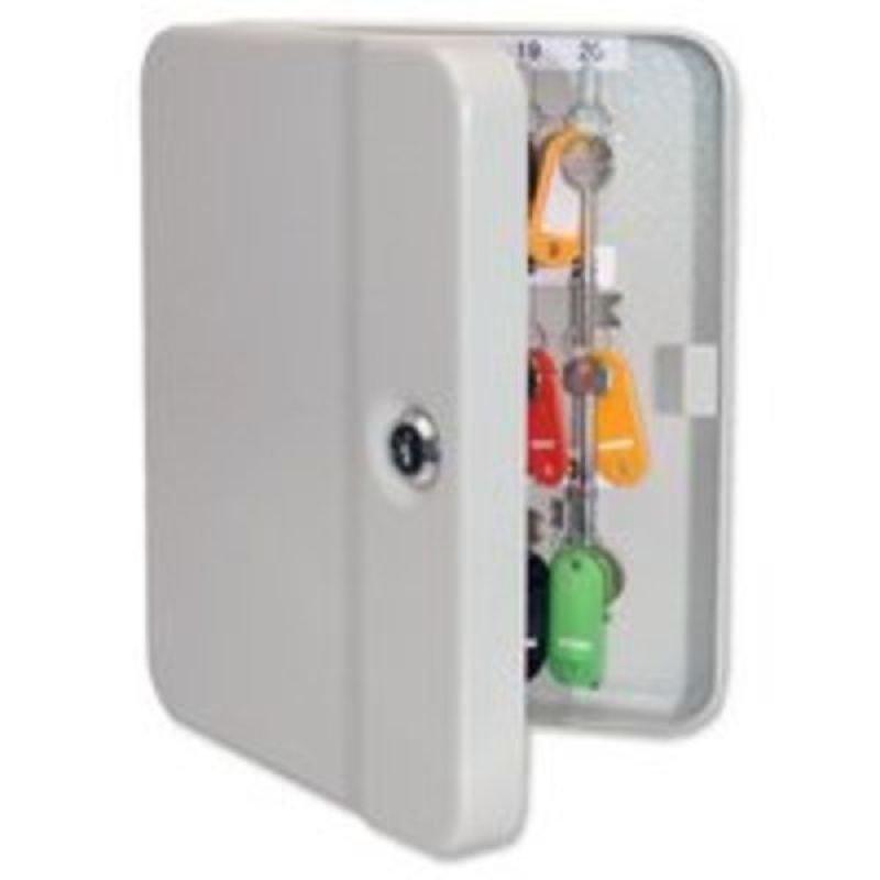 Helix Standard Steel Key Cabinet - 30 Keys