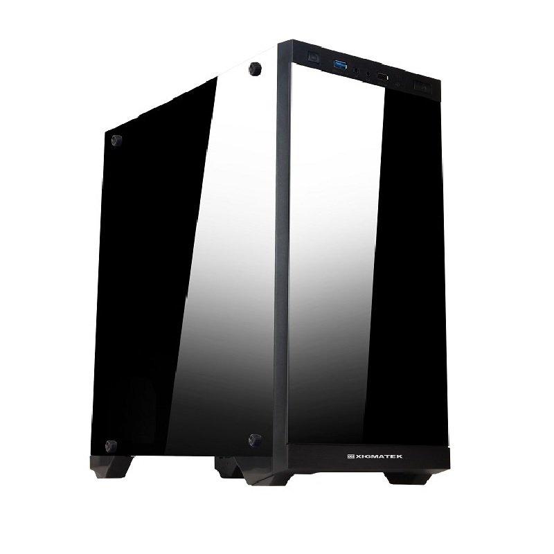 Xigmatek Scorpio Micro ATX Black Case