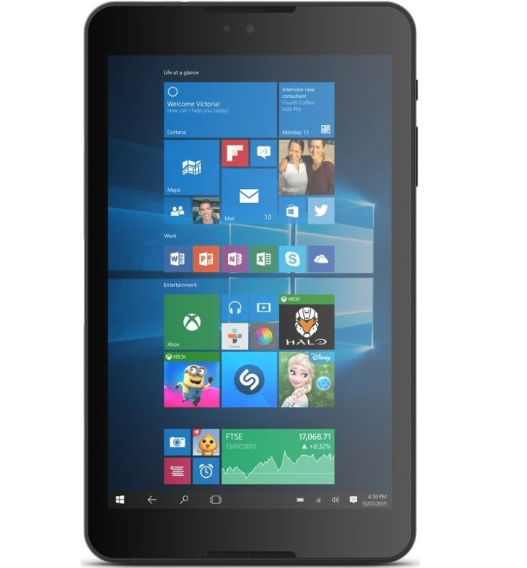 "Linx 820 3G Tablet, Intel Atom x5-Z8350, 2GB RAM, 32GB eMMC, 8"" Touch, Intel HD, WIFI, 3G, Bluetooth, 7 Hours, Windows 10 Home"
