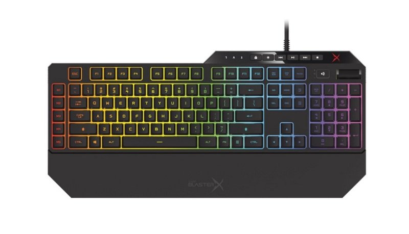 Creative Sound BlasterX Vanguard K08 RGB Mechanical Gaming Keyboard