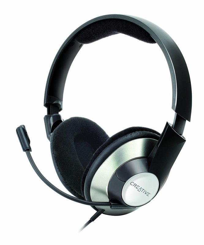 Creative ChatMax HS-720 USB Headset for Online Chats and PC Gaming