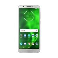 "Motorola Moto G6 Silver 5.7"" 32GB HD 4G Unlocked & SIM Free"