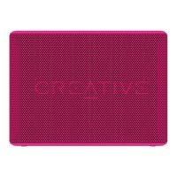 Creative Muvo 2C Bluetooth Wireless Speaker (Pink)