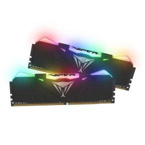 Patriot Viper RGB 16GB (2 x 8GB) 2666MHz Black Kit