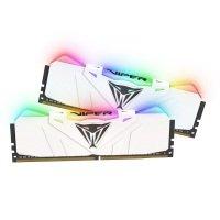 Patriot Viper RGB 16GB (2 x 8GB) 3000MHz White Kit