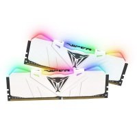 Patriot Viper RGB 16GB (2 x 8GB) 3200MHz White Kit
