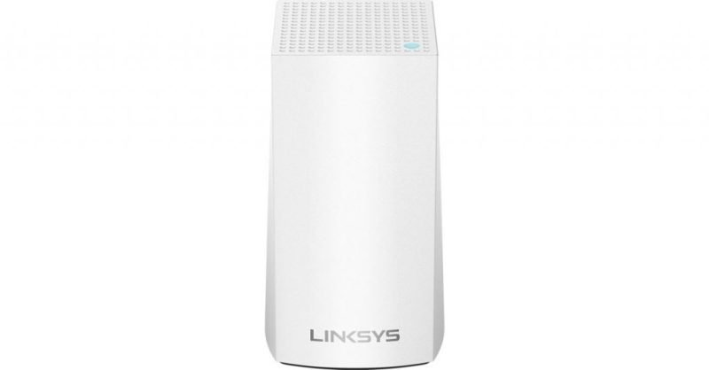 Linksys Velop Intelligent Mesh WiFi System1-Pack White