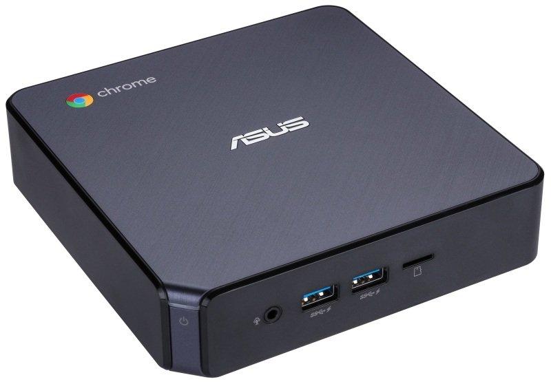 ASUS Chromebox 3 N006U Intel Core i7 16GB RAM 256GB SSD Google Chrome OS Desktop PC