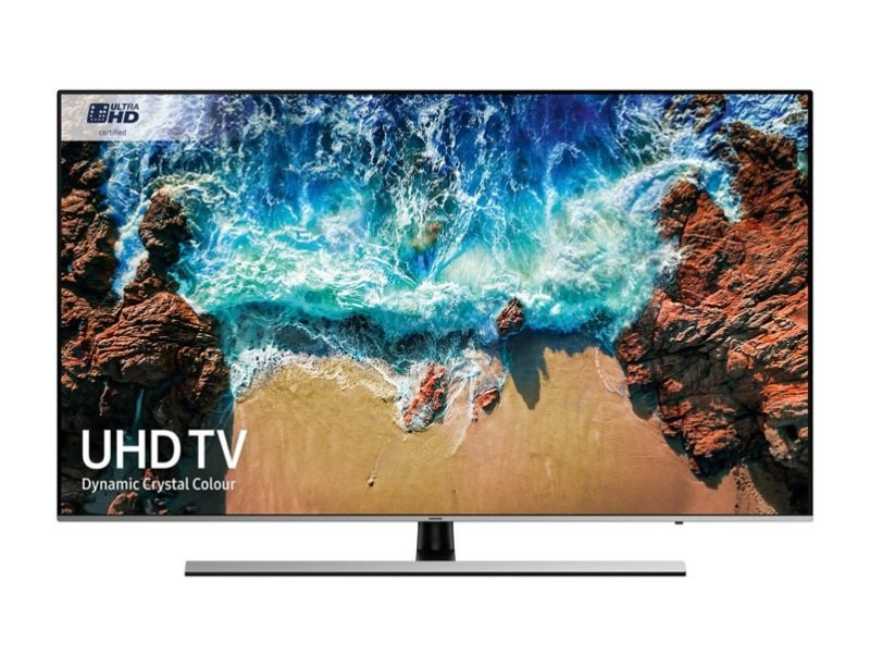 "Samsung 55"" NU8000 HDR Smart 4K TV"