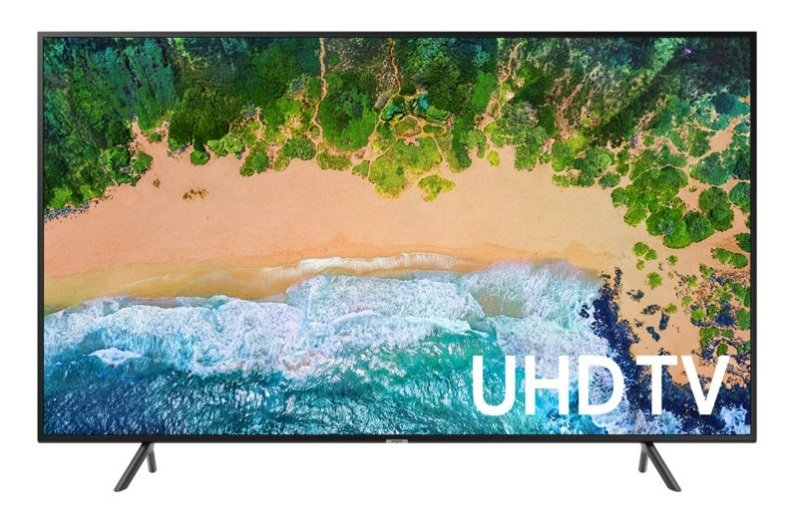 "Samsung 65"" NU7100 Ultra HD HDR Smart 4K TV"