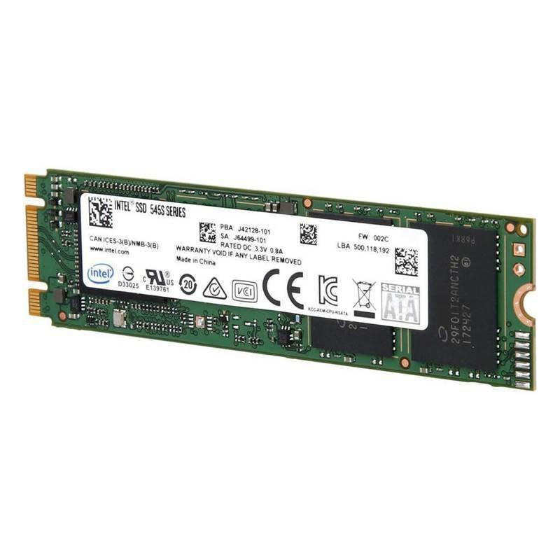 SSD/545s 256GB M.2 80mm SATA TLC SPck
