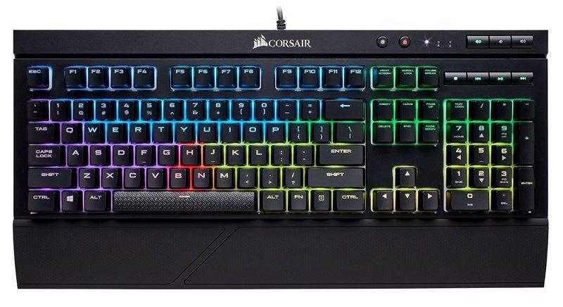 Image of Corsair K68 RGB Mechanical Gaming Keyboard