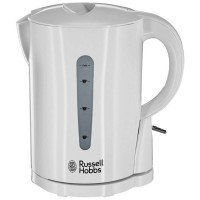 Russell Hobbs Essentials White Kettle