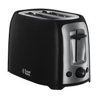 Russell Hobbs 2 Slice Toaster Black
