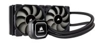 EXDISPLAY Corsair Hydro Series H100x High Performance Liquid CPU Cooler