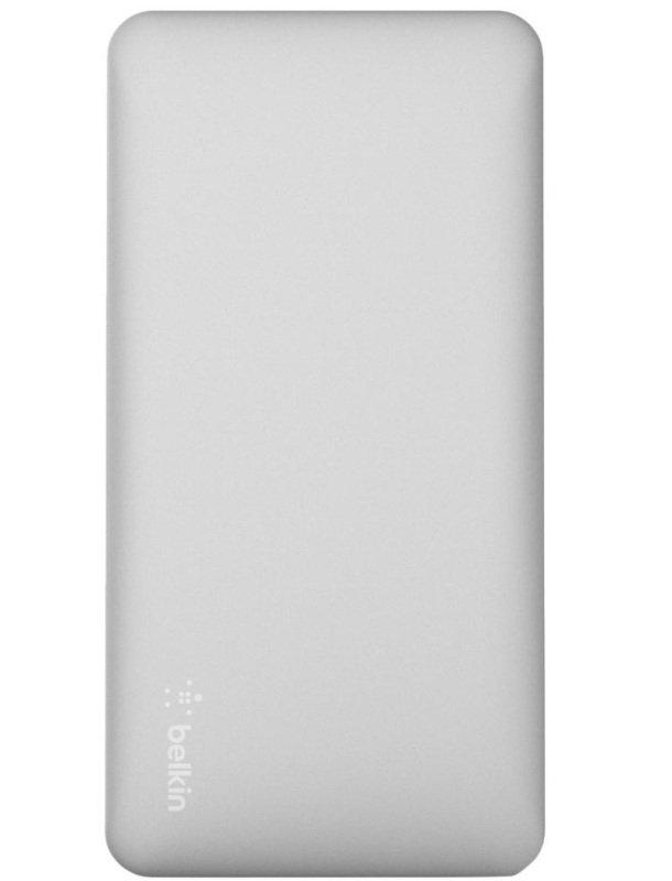 Belkin Pocket Power 10,000mAh Portable Charger Silver
