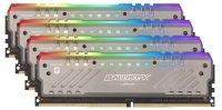 Ballistix Tactical Tracer RGB 64GB DDR4 2666Mhz Memory