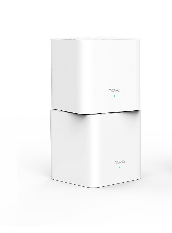 Tenda MW3 Nova Whole Home Wi-Fi Mesh Router System - 2 Pack