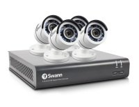 Swann 8 Channel Full HD 4 Bullet Security System