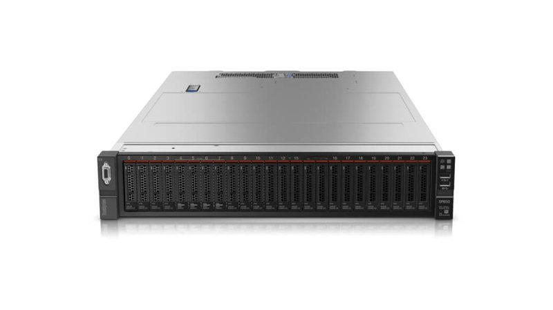 Lenovo ThinkSystem SR650 Xeon 2.2GHz 32GB RAM 2U Rack Server