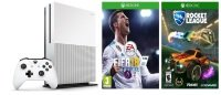 Xbox One S 1TB with Rocket League + Fifa 18