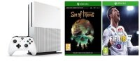 Xbox One S 1TB with Sea of Thieves + Fifa 18