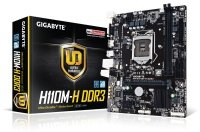EXDISPLAY Gigabyte H110M-H Socket 1151 VGA HDMI Micro ATX Motherboard