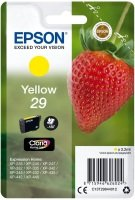 Epson Strawberry 29 Yellow Ink Cartridge