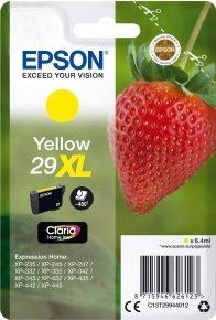 Epson Strawberry 29XL Yellow Ink Cartridge