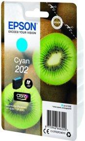 Epson Kiwi 202 Cyan Ink Cartridge