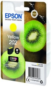 Epson Kiwi 202 Yellow Ink Cartridge