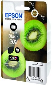 Epson Kiwi 202 Photo Black Ink Cartridge