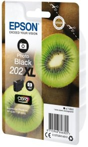 Epson Kiwi 202XL Photo Black Ink Cartridge