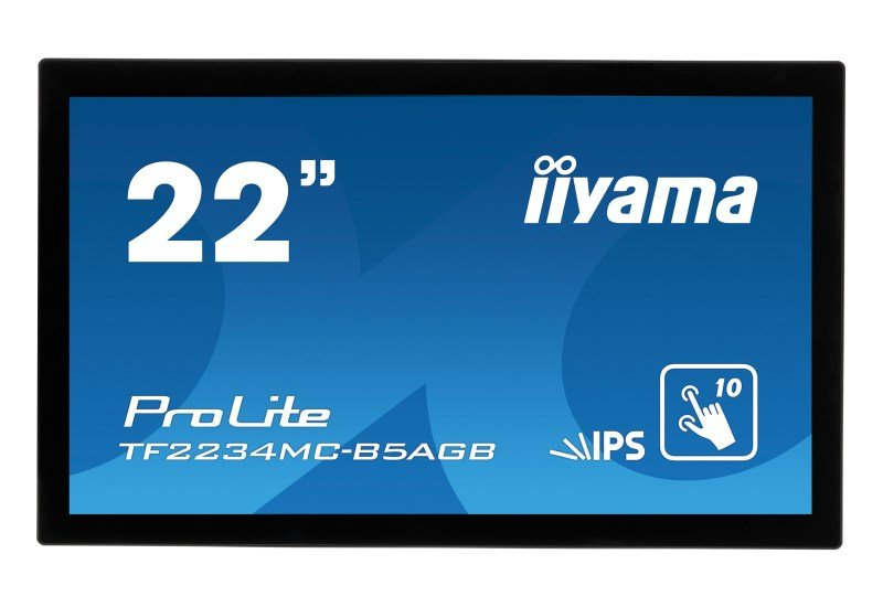 "Iiyama TF2234MC-B5AGB 21.5"" Touch Monitor"